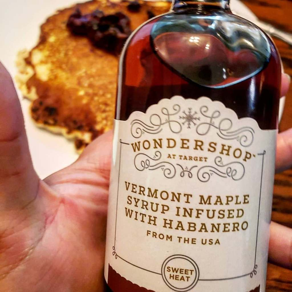 Vermont Maple Syrup Infused With Habanero