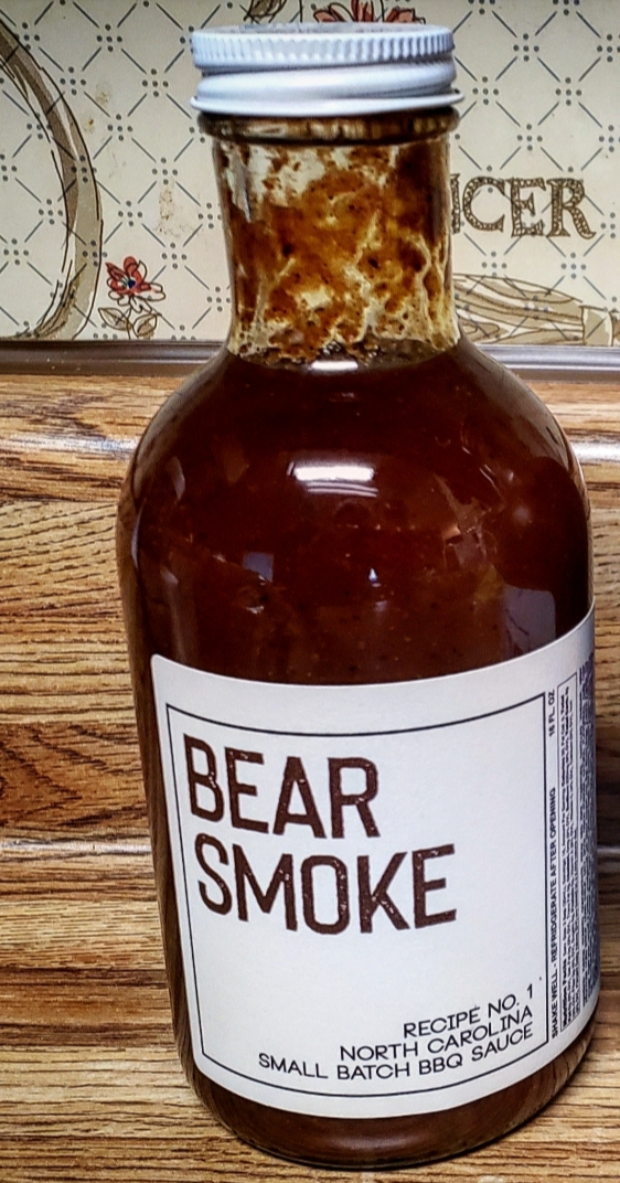 Bear Smoke Recipe No. 1: Everyday BBQ Sauce