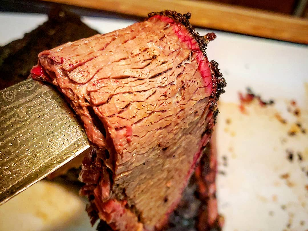 The brisket pull test